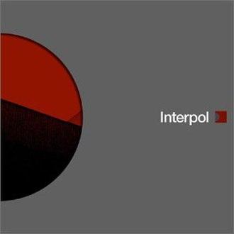 Interpol (EP) - Image: Interpol EP