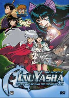 Inuyasha Khuyển Dạ Xoa Movie 2: The Castle Beyond The Looking Glass