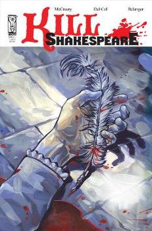 Kill Shakespeare - Image: Issue 1 Kagan