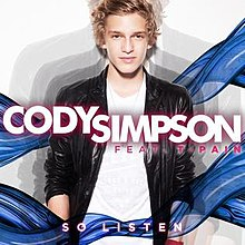 Its the official Cody Simpson's cover for the single So Listen.jpg