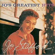 Jo's Greatest Hits album 1958