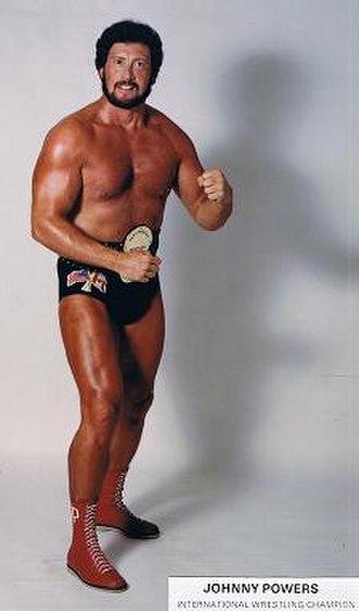 Johnny Powers (wrestler) - IWA Heavyweight Champion, 1982