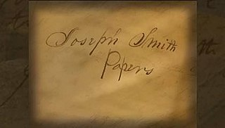 <i>The Joseph Smith Papers</i> (TV series) television series