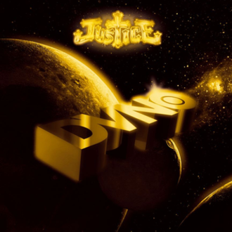 DVNO (song) - Image: Justice DVNO cover art