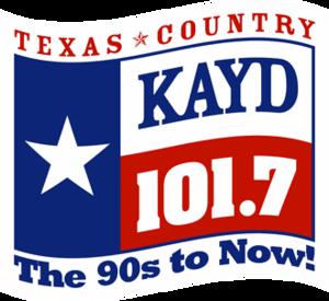 KAYD-FM - Image: KAYD FM logo