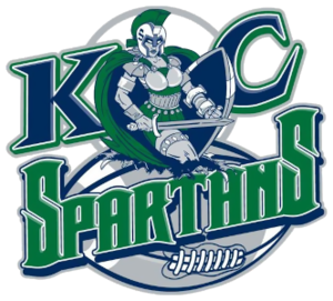 Kansas City Spartans (American football) - Image: Kansas City Spartans