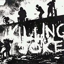 Image result for killing joke killing joke album