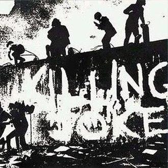 Killing Joke (1980 album) - Image: Killing Joke album