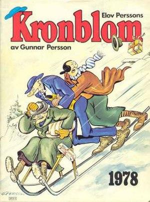 Kronblom - Image: Kronblom