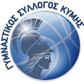 Kymis B.C. - Image: Kymi bc logo