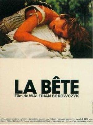 La Bête (film) - Image: La bête