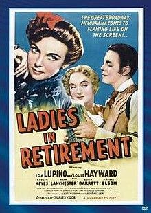 Ladies in Retirement - Wikipedia