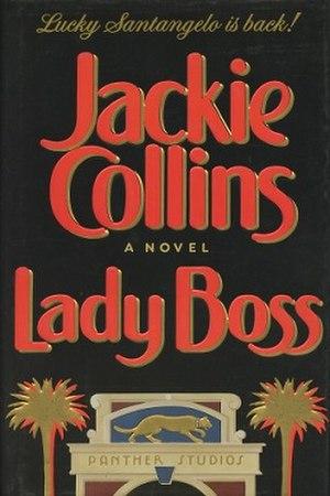 Lady Boss - Image: Lady bossnovel