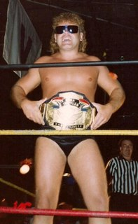 Larry Winters American professional wrestler and trainer