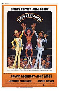 <i>Lets Do It Again</i> (1975 film) 1975 film by Sidney Poitier