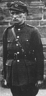 Liam Tobin Irish army general