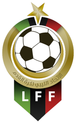 Libya national football team - Image: Libyan Football Federation Logo