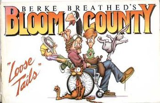 Bloom County - Image: Loosetails cover