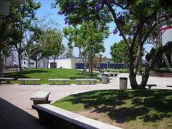 Los Alamitos High Quad.JPG
