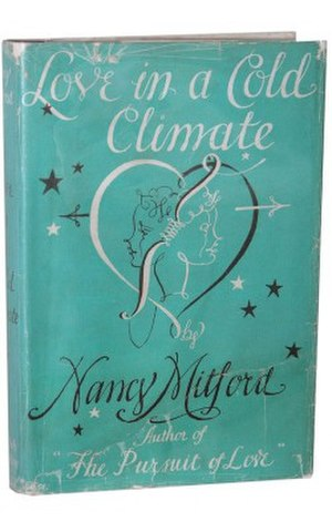 Love in a Cold Climate - First edition  (publ. Hamish Hamilton)