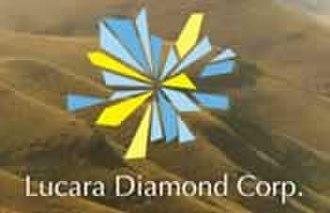 Lucara Diamond - Image: Lucara diamond logo