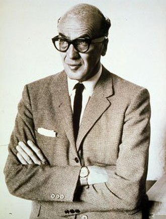 Luis Barragán - Barragán in 1960s.