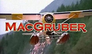 <i>MacGruber</i> US television program