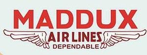 Maddux Air Lines - Maddux Air Lines logo
