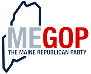 Maine Republican Party - Image: Maine Republican Party Logo
