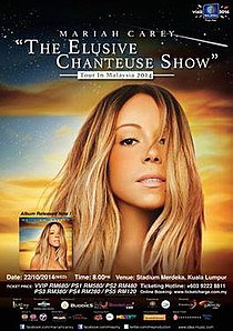 Mariah Carey - The Elusive Chanteuse Show.jpg