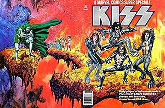 Marvel Comics Super Special - Image: Marvel super special 01