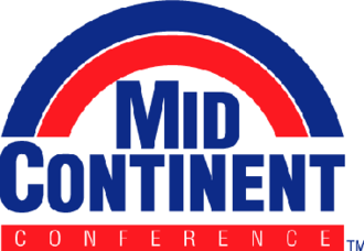 Summit League - Mid-Continent Conference logo, 1982–2007