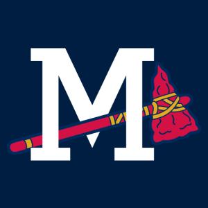 Mississippi Braves - Image: Mississippi Braves Cap