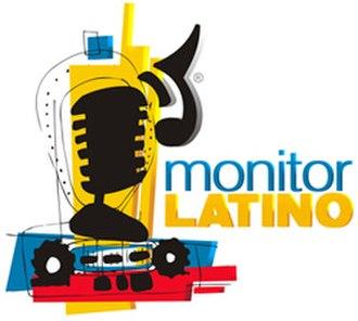 Monitor Latino - Image: Monitorlatino logo