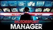 Motorsport Manager poster