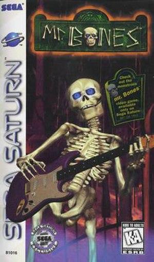Mr. Bones (video game) - North American cover art