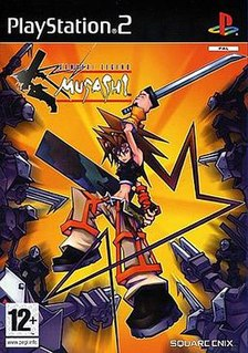 <i>Musashi: Samurai Legend</i> 2005 video game