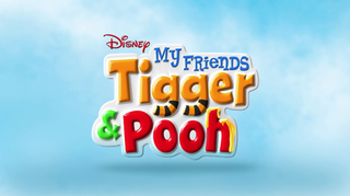 <i>My Friends Tigger & Pooh</i> animated childrens television series