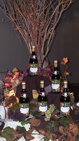 Wonderbound - Nouveau At Night 2007 - Bottles of Beaujolais Nouveau