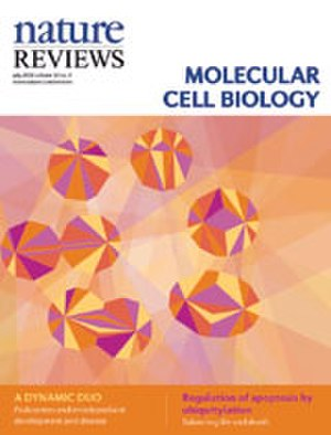 Nature Reviews Molecular Cell Biology - Image: NRMCB low res cover