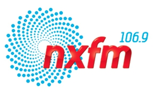 Hit106.9 Newcastle - Image: NXFM logo