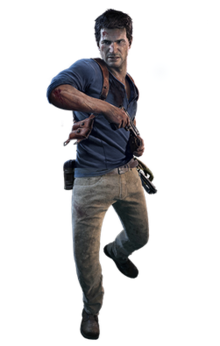 Nathan Drake do Uncharted