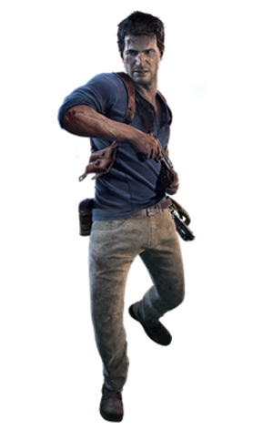 Nathan Drake (character) - Nathan Drake, as he appears in A Thief's End