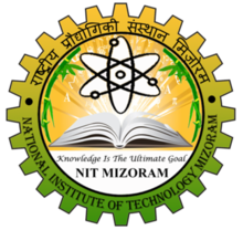 National Institute of Technology Mizoram logo.png
