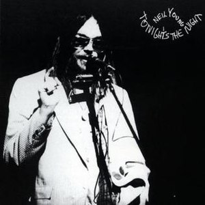 Tonight's the Night (Neil Young album) - Image: Neil Young TTN cover