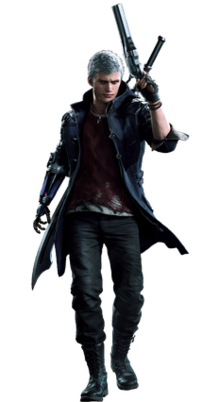 Nero Devil May Cry Wikipedia