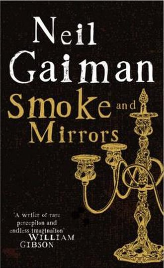 Smoke and Mirrors (Gaiman book) - Image: Ngsmam