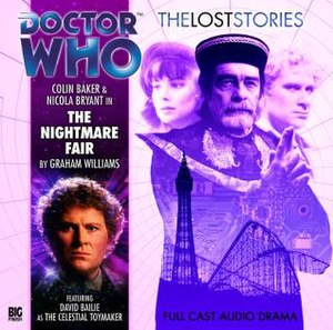 The Nightmare Fair - Image: Nightmare Fair audio