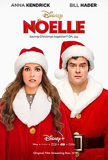 <i>Noelle</i> (2019 film) 2019 American film directed by Marc Lawrence