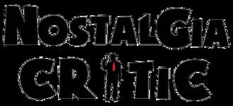 Nostalgia Critic - Image: Nostalgia Critic logo